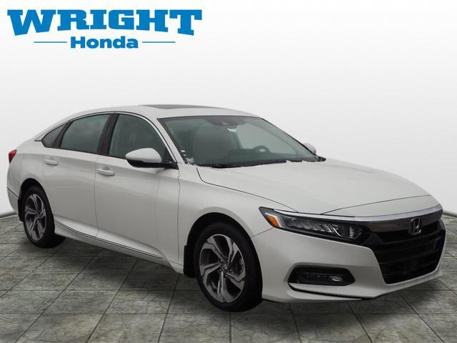 New 2018 Honda Accord Ex L Navi 1 5t Cvt