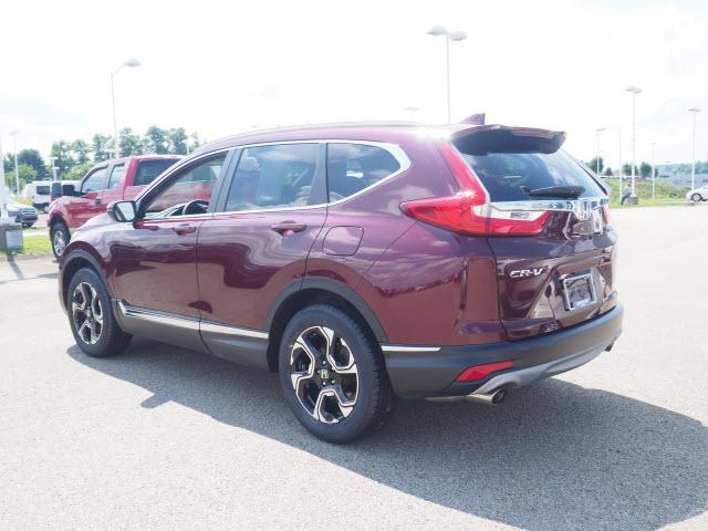 Certified Pre-Owned 2018 Honda CR-V Touring AWD